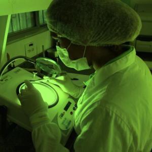 Analise microbiologica de agua